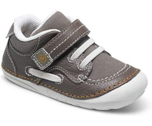 Walking Shoes With Rounded Soles